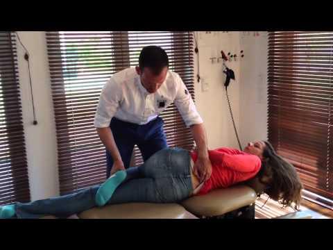 Die Eierstockzyste der Schmerz in der Lende links