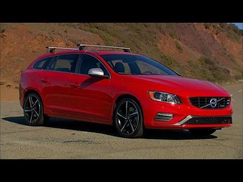 Car Tech - 2015 Volvo V60 T6 R Design