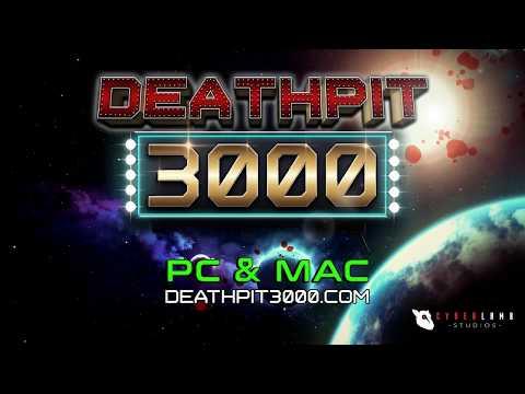 DEATHPIT 3000: Release Trailer thumbnail