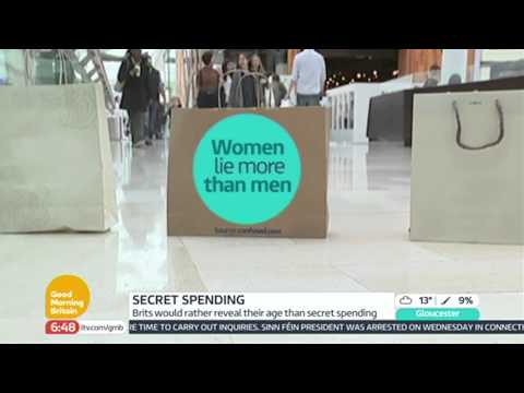 Are You Honest About Your Spending Habits? | Good Morning Britain