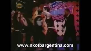 NKOTB - a diferent party - jordan knight video inedito