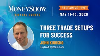 Three Trade Setups for Success