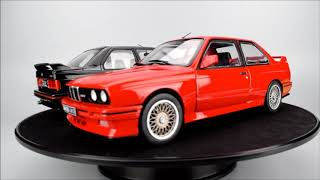 Solido BMW (E30) M3 & M3 Sport Evolution