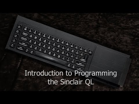 Introduction to the Sinclair QL (Quantum Leap) - 68000 Assembly