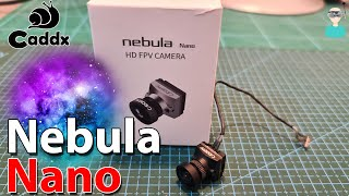 Caddx Nebula Nano - Overview & Footage (Watch In 4k)