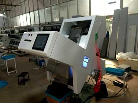 GENN X-Series  Cashew Color Sorter Machine