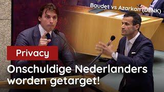 Baudet ontmaskert Azarkan (DENK): U wil onschuldige Nederlanders targeten!