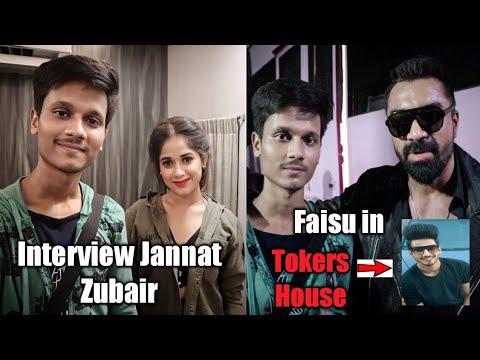 Faisu 07 in Tokers House, Jannat Zubair Interview, Ajaz Khan Interview, Sohu, Team 07, Wish Rathod