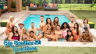 Big Brother 21 All Evictions