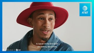 AT&T | LOVELOUD Turn Up The Love - Episode 4 Unapologetically You with Kalen Allen