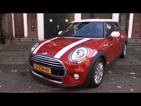 MINI 5 door 2015 Start Up Drive In Depth Review Interior Exterior