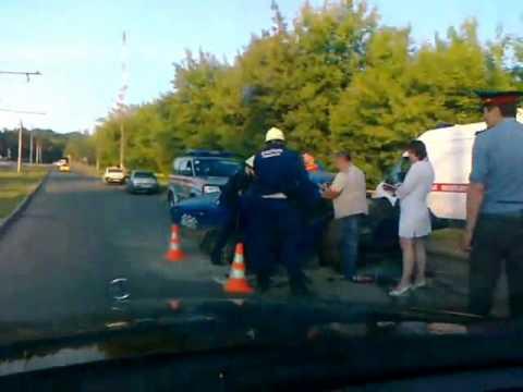 Авария на дамбе в Смоленске
