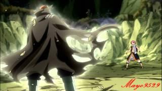 "Fairy Tail AMV - Natsu VS Gildarts ""True Epicness"""