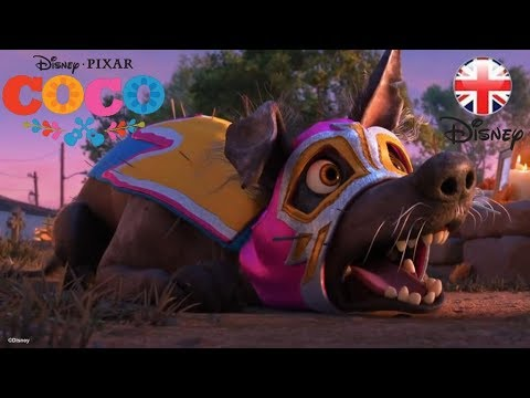 Coco – Dante's Lunch... A Short Tail - Official Disney Pixar UK | HD