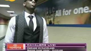 JJ Hickson Highlights - Eighth Day of Cleveland - King Leon Drake
