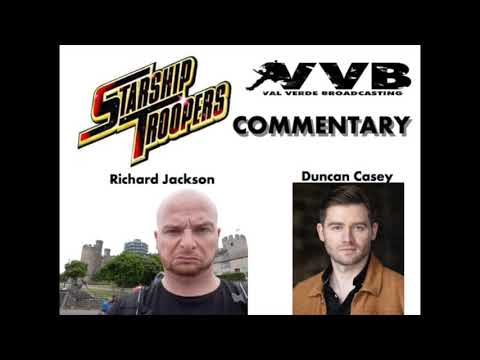 Starship Troopers Commentary