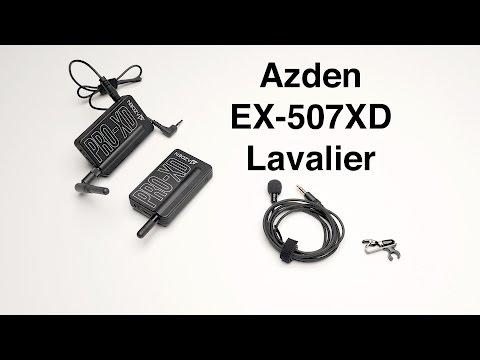 Azden EX-507XD