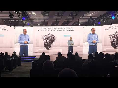 Novo Corolla 2020 - Novo motor 2.0 e primeiro híbrido Flex no mundo