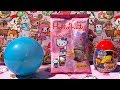 Blind Bag HELLO KITTY Surprise Egg PAW PATROL Huge Blue SURPRISE BALL