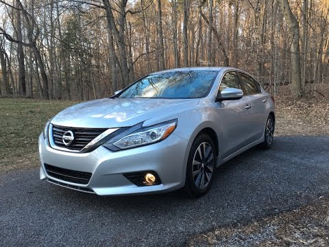 2016 Nissan Altima- Redline: Review