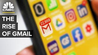 How Google And Gmail Dominated Consumer Email