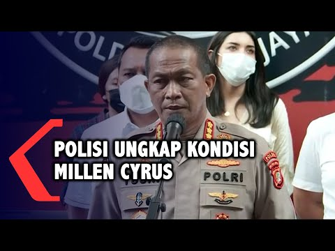 Polisi Jelaskan Soal Millen Cyrus yang Positif Benzo, Diserahkan ke BNNK Jaksel