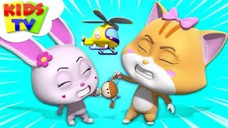 Fight For Doll   Loco Nuts Cartoon Shows   Funny Videos For Children - Kids Tv