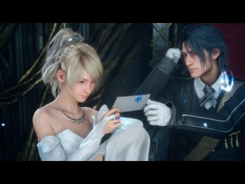 FFXV Royal EX cBeckfordblaze