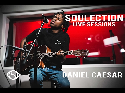 Daniel Caesar Performs Get You & Japanese Denim | Soulection Live Sessions