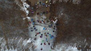 Orienteering on Ice | Estonia