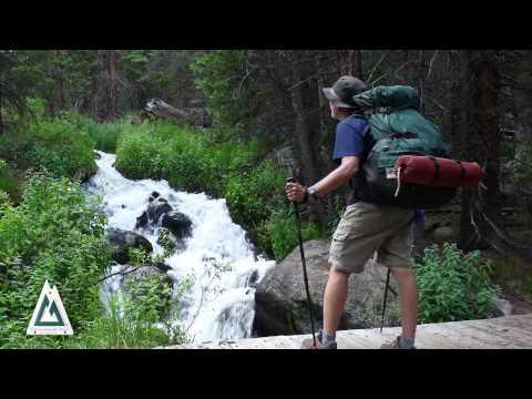 Video The Colorado Trail ... Most Beautiful Trail in America