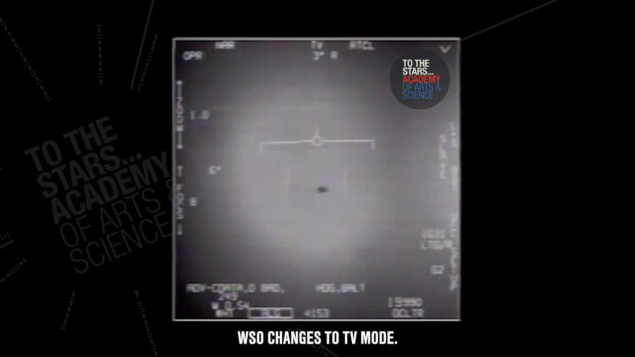 La Marina de los EEUU admite que vídeos de ovnis son reales