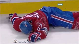 The 4 Most Scariest Ice Hockey Injuries