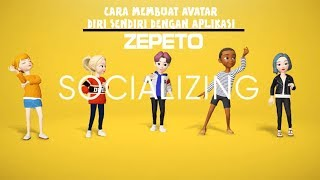 Cara Buat Avatar Dirimu Sendiri dengan Aplikasi Zepeto, Ini Tutorial Mudahnya