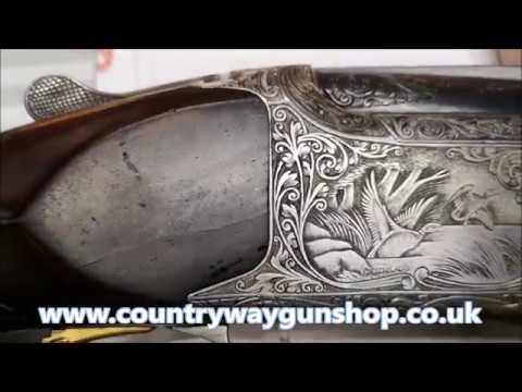 Bywell Shotgun Showcase - Browning B25 D4G - смотреть онлайн