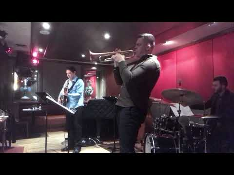 Live Performance with my quartet in NYC