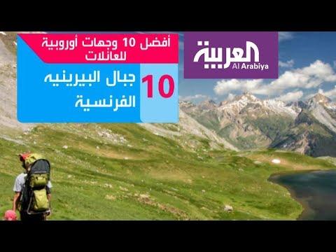 العرب اليوم - شاهد : أفضل 10 وجهات أوروبية للعائلات لقضاء العطلات الصيفية