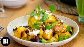 Coconut Curry Cauliflower - With Anna Jones
