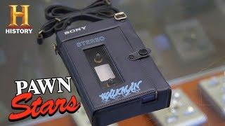 "Pawn Stars: Sony ""Guys And Dolls"" Walkman (Season 15) | History"