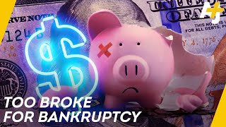 How Bankruptcy Really Works   AJ+