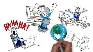 I will create a whiteboard animation video ad