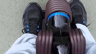 preview picture of video 'Solowheel electric unicycle morning walk with fail .'