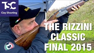 TSC Clay Shooting – The Rizzini Classic Final