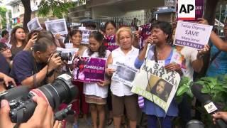 Duterte: Veloso case not mentioned in Indonesia