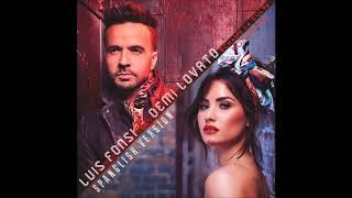 Luis Fonsi, Demi Lovato - Échame La Culpa (Not On You) (Spanglish Version)