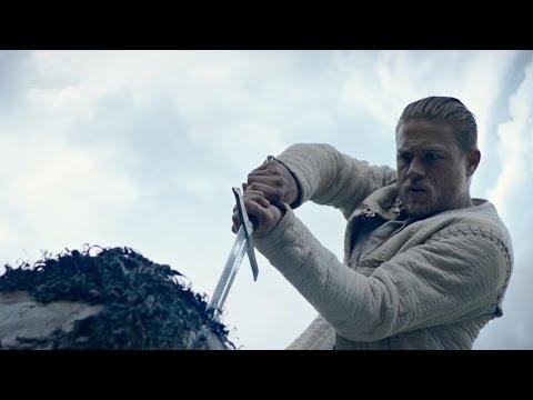king arthur legend of the sword official comic con trailer h