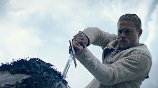 King Arthur Legend Of The Sword  Official ComicCon Trailer HD