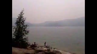 озеро Жасыбай, Баянауыл.