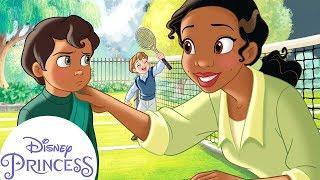 Tiana Is My Babysitter | Disney Princess Read Alongs