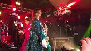 The Darkness - Arrival + Open Fire 09.11.2017 Orion, Rome
